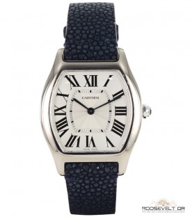 Cartier Tortue White Gold