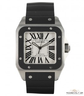 Cartier Santos 100 XL jamais portée
