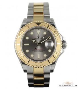 Rolex Yacht Master Or jaune et acier