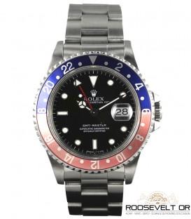 Rolex GMT Master Pepsi Tritium