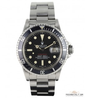 Rolex Submariner Red MK6