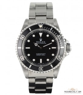 Rolex Submariner No Date 2 lignes