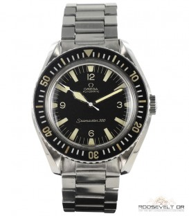 Omega Seamaster 300 Roosevelt Or vente montre luxe occasion paris