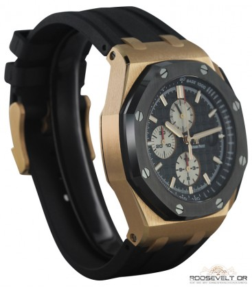 Audemars piguet Royal Oak Offshore Roosevelt Or vente montre luxe occasion paris