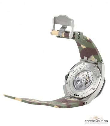 Audemars Piguet Royal Oak Offshore Camouflage Kaki