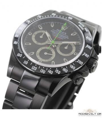 Rolex Daytona Custom Label Noir