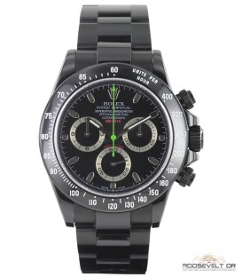 Rolex Daytona Custom Label Noir