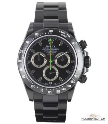 Rolex Daytona Custom DLC Label Noir