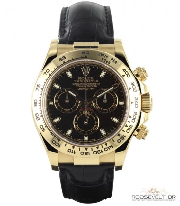 Rolex Daytona Yellow Gold