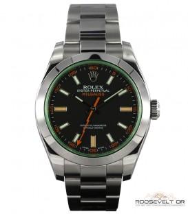 Rolex Milgauss Verte