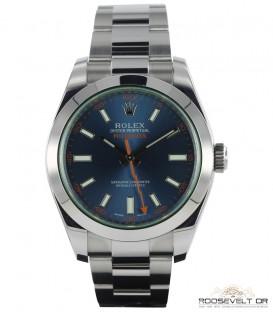 Rolex Milgauss Z-Blue