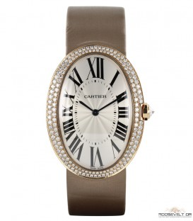 Cartier Baignoire GM Or Rose Diamants
