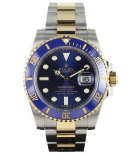Rolex Submariner Date Céramique cadran Bleu